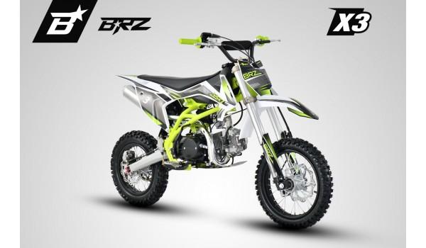 Питбайк BRZ X3 125cc