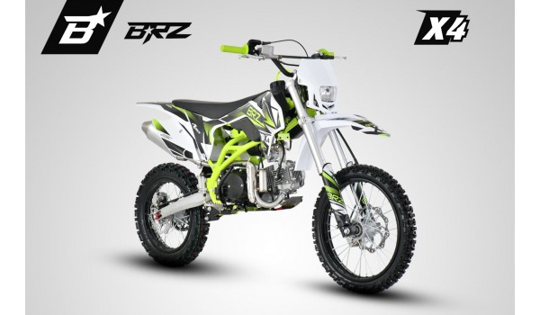 Питбайк BRZ X4 125cc
