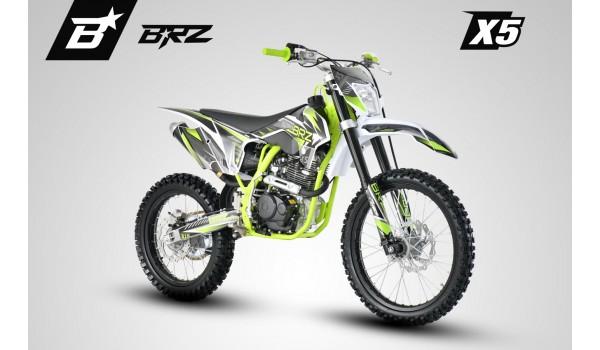 Мотоцикл кроссовый BRZ X5 250cc