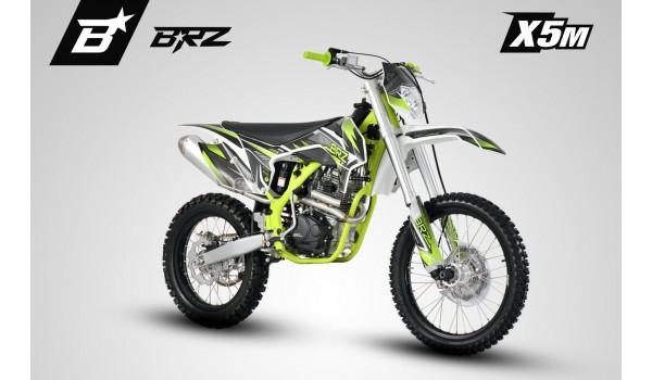Мотоцикл кроссовый BRZ X5M 250cc