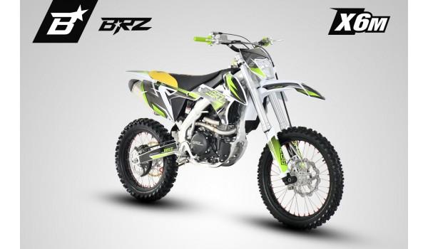 Мотоцикл кроссовый BRZ X6M 300cc
