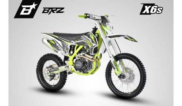 Мотоцикл кроссовый BRZ X6S 250cc