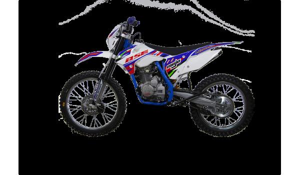 Мотоцикл кроссовый BSE J2 LE