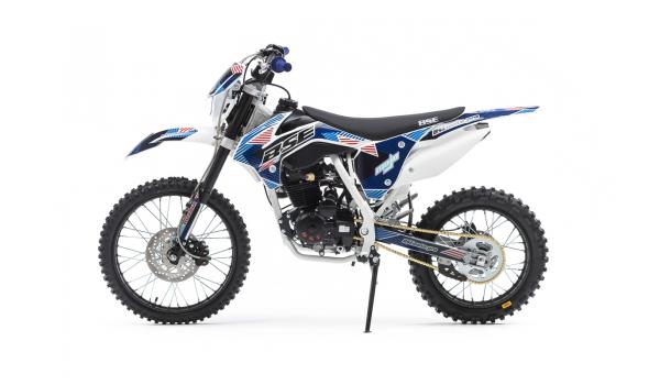 Мотоцикл кроссовый BSE Z1
