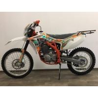 Мотоцикл кроссовый BSE Z6