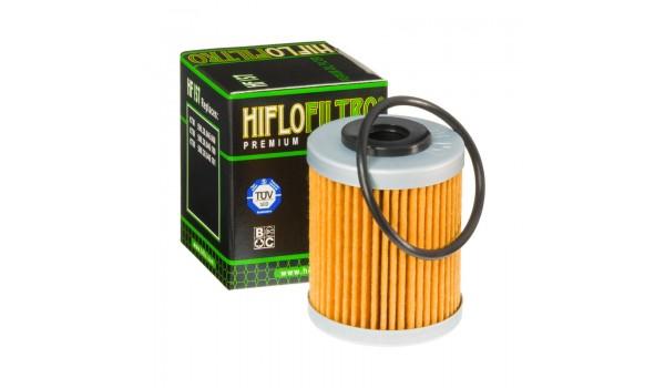 Фильтр масляный Hiflo Filtro HF157