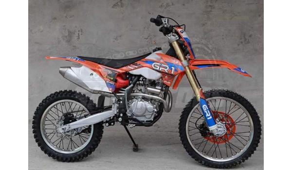 Мотоцикл кроссовый GR1 F250A Enduro LITE 21x18