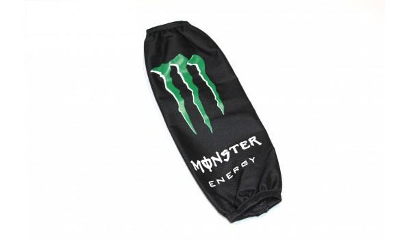 Чехол на амортизатор 350мм Monster Energy