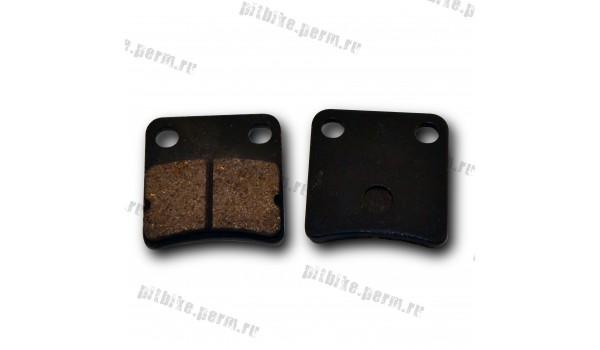 Колодки тормозные задние BP002